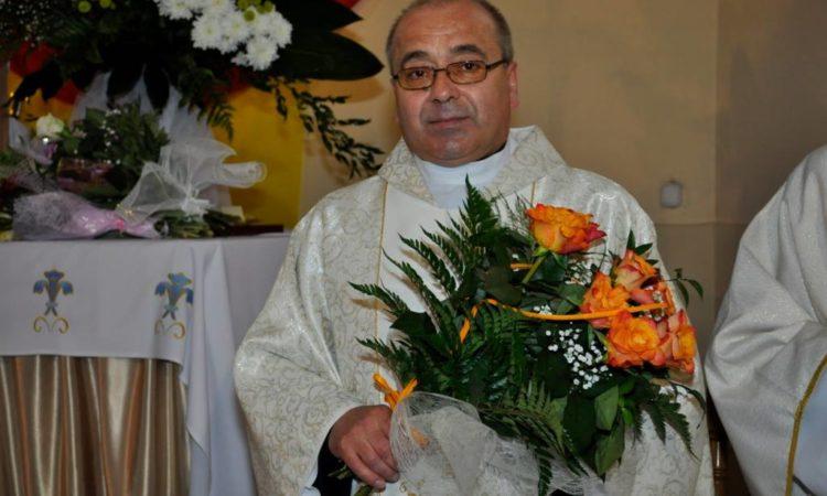 Imieniny Księdza Proboszcza Stanisława Parafia Matki Bożej